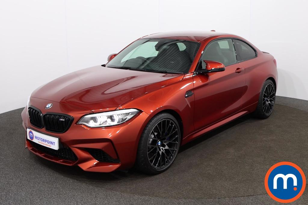 BMW M2 M2 Competition - Stock Number 1099630 Passenger side front corner