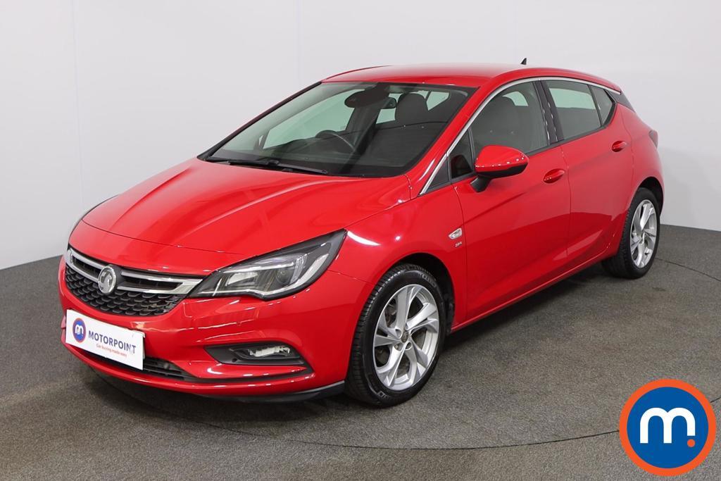 Vauxhall Astra SRi Nav - Stock Number 1134693 Passenger side front corner