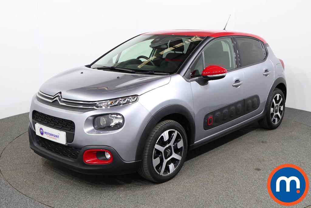 Citroen C3 Flair Nav Edition - Stock Number 1139690 Passenger side front corner