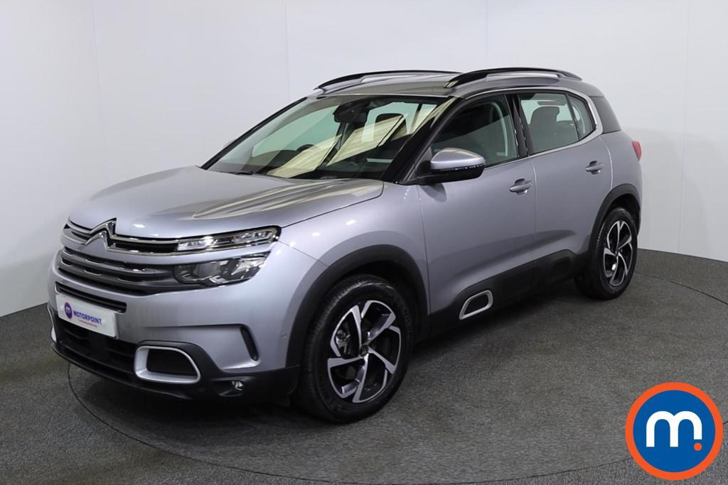 Citroen C5 Aircross 1.2 PureTech 130 Feel 5dr - Stock Number 1141199 Passenger side front corner