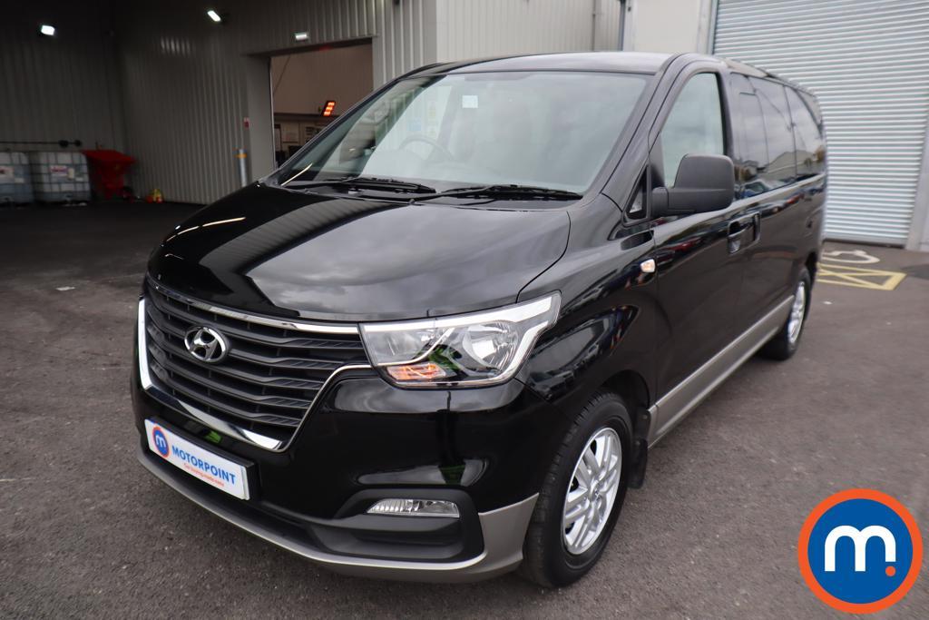 Hyundai I800 2.5 CRDi SE Nav 5dr - Stock Number 1142572 Passenger side front corner