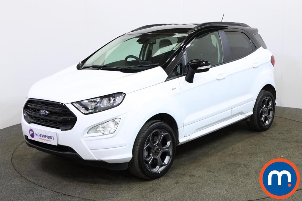 Ford Ecosport ST-Line - Stock Number 1143411 Passenger side front corner