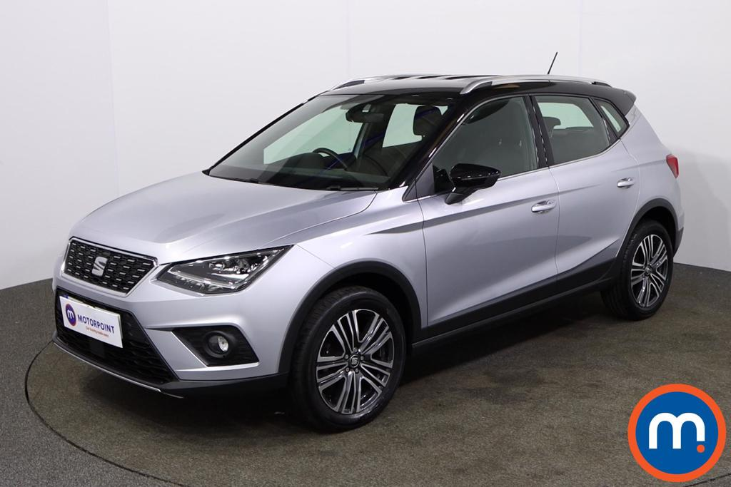 Seat Arona Xcellence - Stock Number 1143763 Passenger side front corner