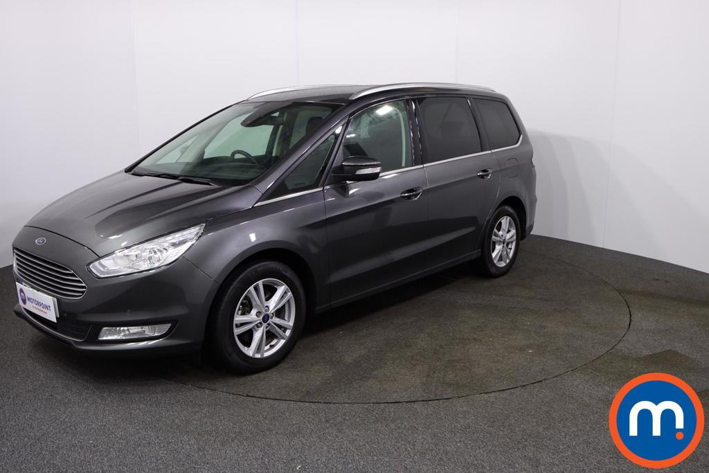 Ford Galaxy Titanium - Stock Number 1127356 Passenger side front corner