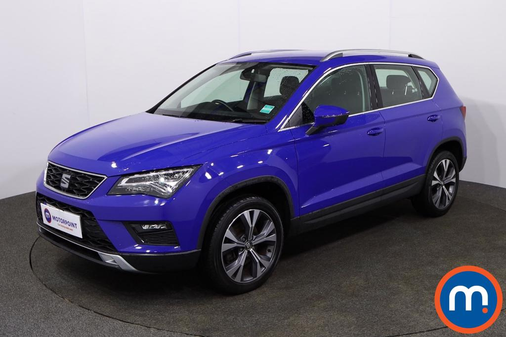 Seat Ateca 1.6 TDI Ecomotive SE Technology 5dr - Stock Number 1128208 Passenger side front corner