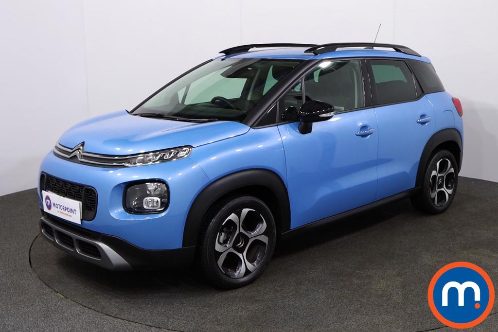 Citroen C3 Aircross 1.5 BlueHDi Flair 5dr [6 speed] - Stock Number 1128784 Passenger side front corner