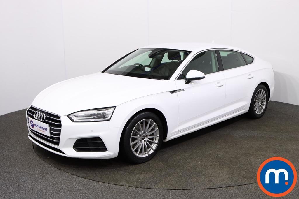 Audi A5 SE - Stock Number 1131084 Passenger side front corner
