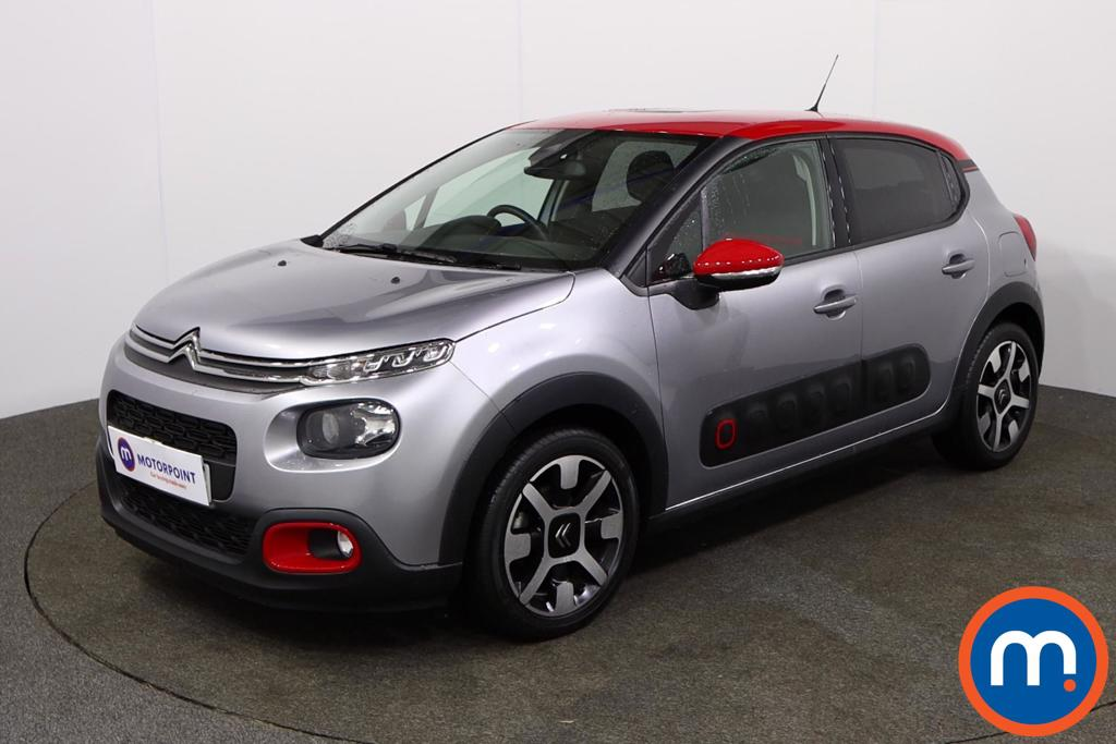 Citroen C3 1.2 PureTech 82 Flair Nav Edition 5dr - Stock Number 1133567 Passenger side front corner