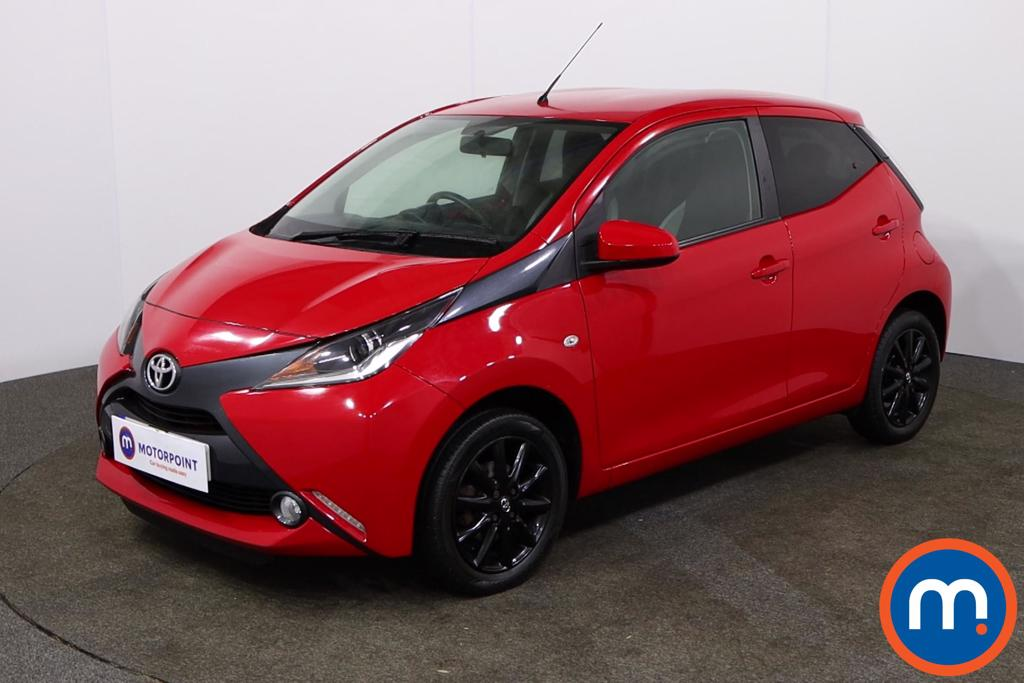 Toyota Aygo X-Style - Stock Number 1133655 Passenger side front corner
