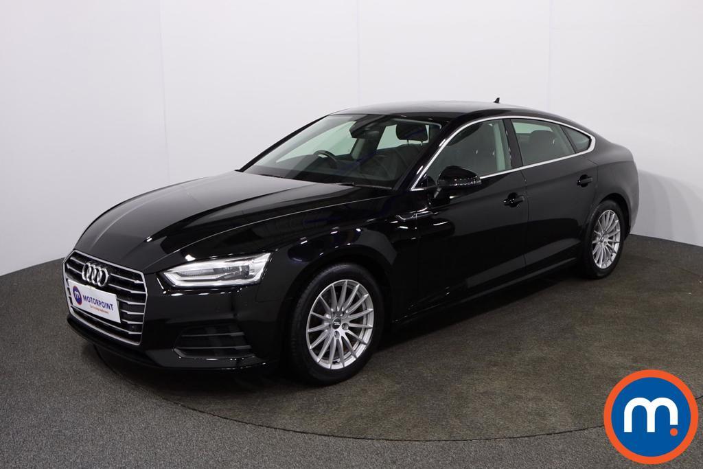 Audi A5 SE - Stock Number 1134296 Passenger side front corner