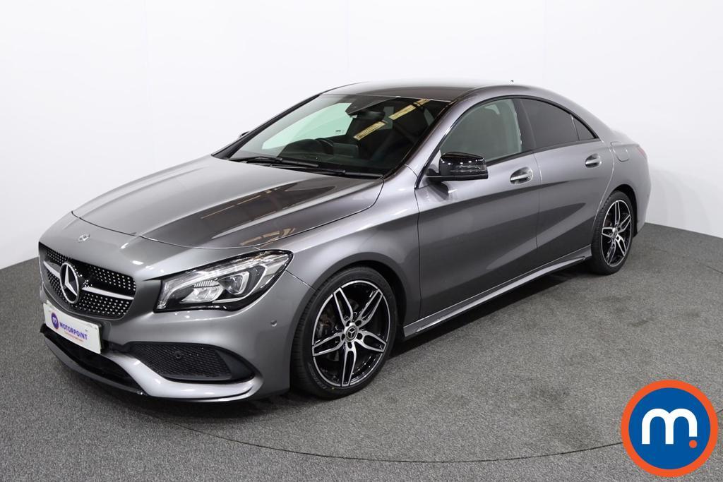 Mercedes-Benz CLA AMG Line - Stock Number 1140499 Passenger side front corner