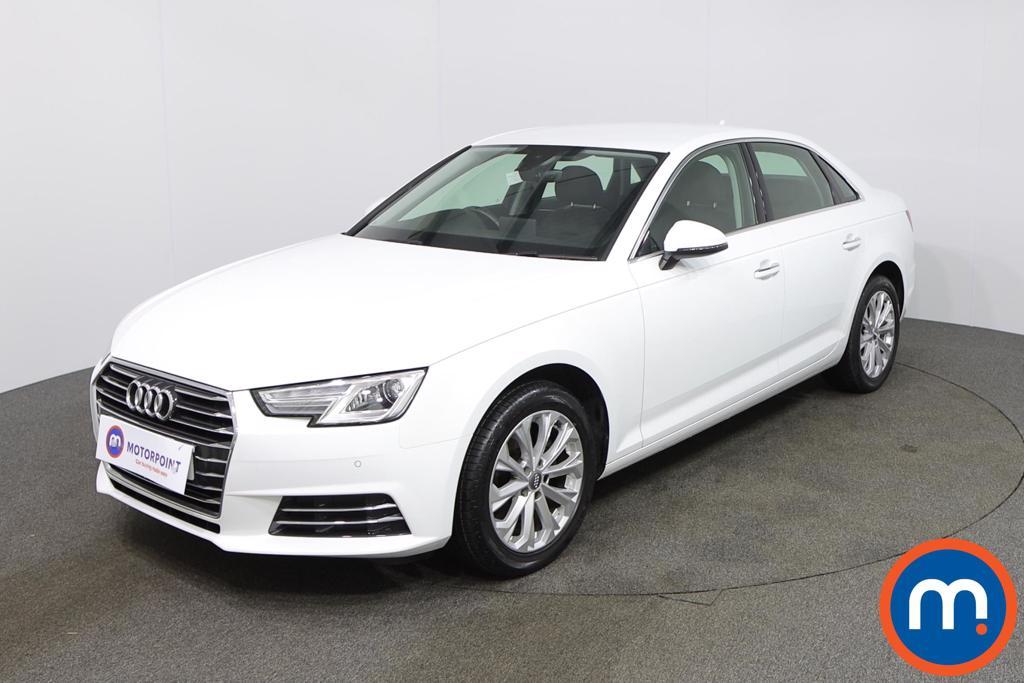 Audi A4 SE - Stock Number 1143599 Passenger side front corner