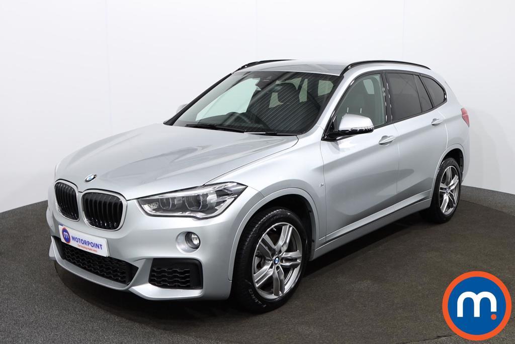 BMW X1 M Sport - Stock Number 1144307 Passenger side front corner