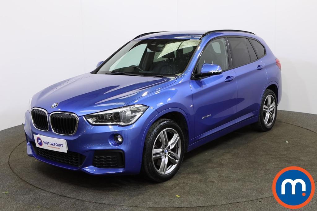 BMW X1 xDrive 20d M Sport 5dr Step Auto - Stock Number 1145668 Passenger side front corner