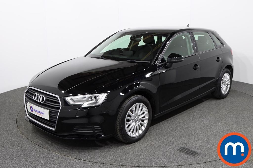 Audi A3 1.6 TDI 116 SE Technik 5dr - Stock Number 1146767 Passenger side front corner