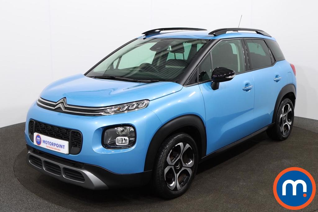 Citroen C3 Aircross Flair - Stock Number 1132458 Passenger side front corner