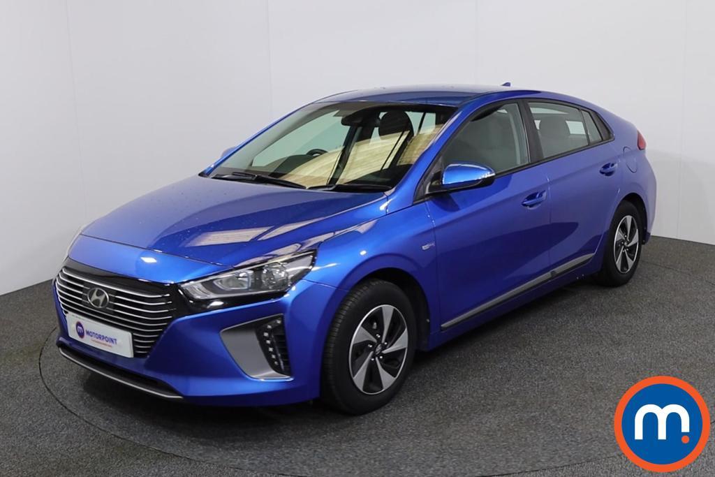 Hyundai Ioniq SE - Stock Number 1135745 Passenger side front corner