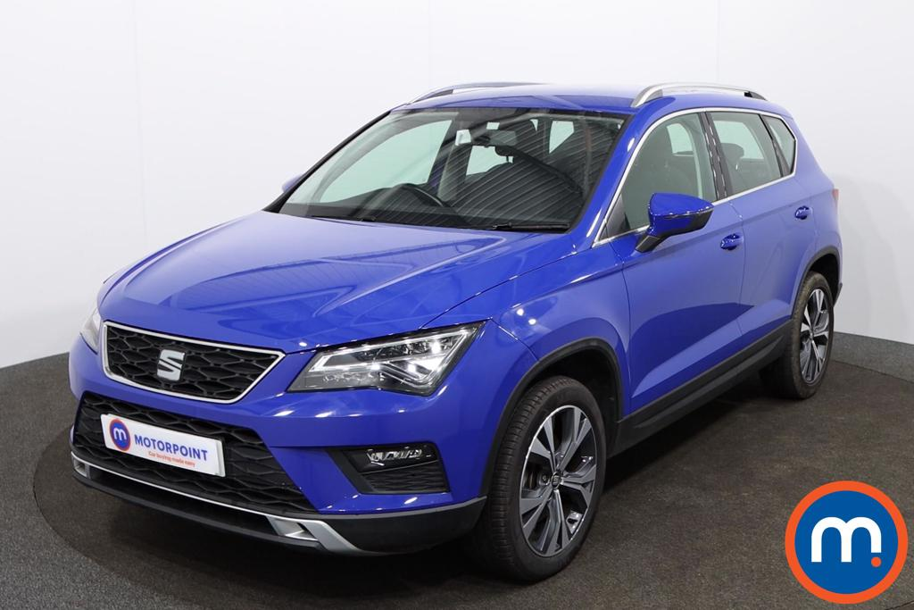 Seat Ateca 1.6 TDI Ecomotive SE Technology 5dr - Stock Number 1138469 Passenger side front corner