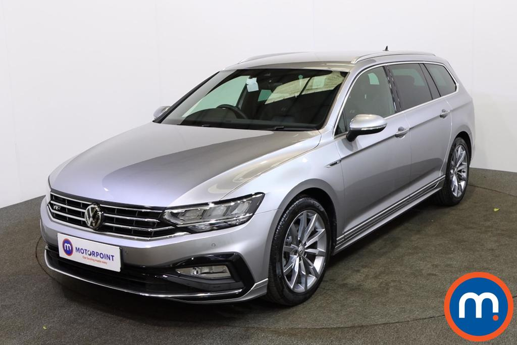 Volkswagen Passat R Line - Stock Number 1139659 Passenger side front corner