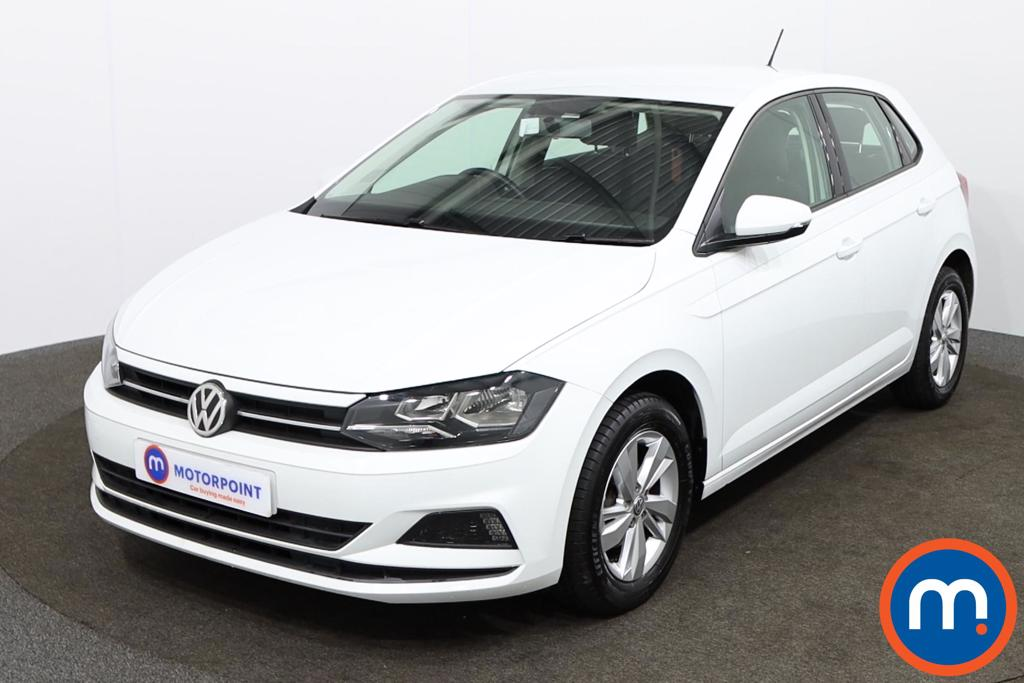Volkswagen Polo SE - Stock Number 1140971 Passenger side front corner