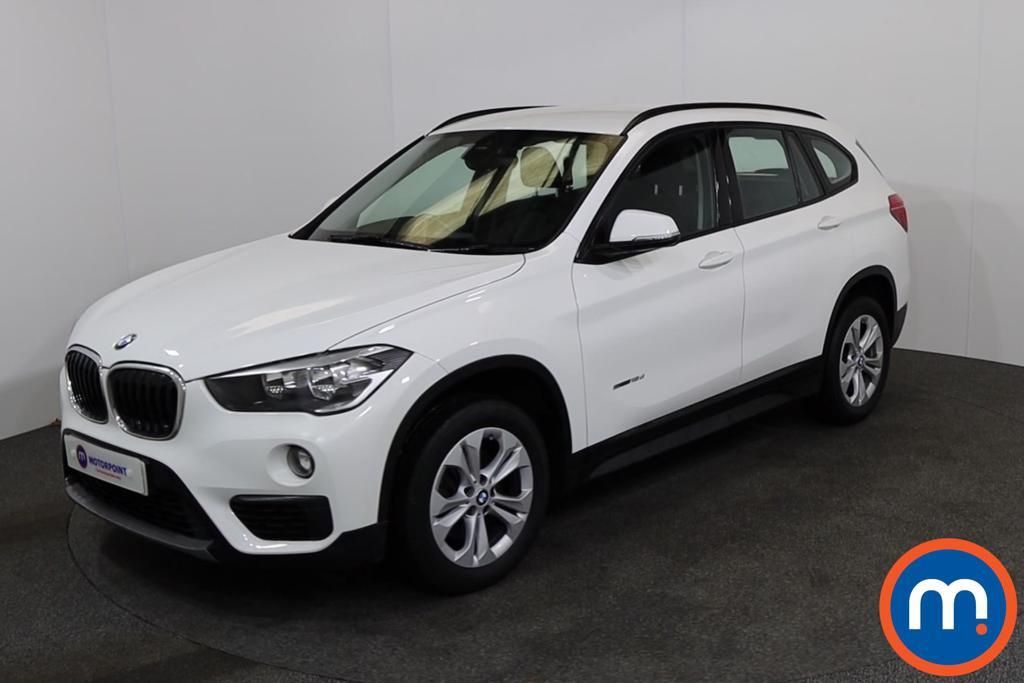 BMW X1 SE - Stock Number 1141122 Passenger side front corner