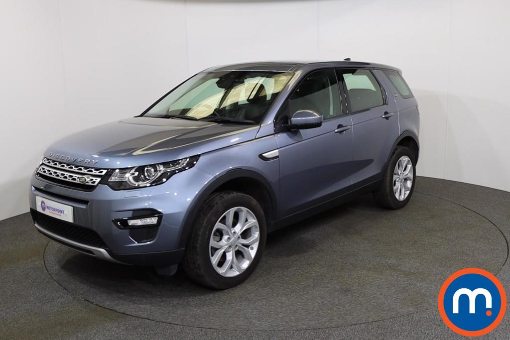 Land Rover Discovery Sport HSE - Stock Number 1142011 Passenger side front corner