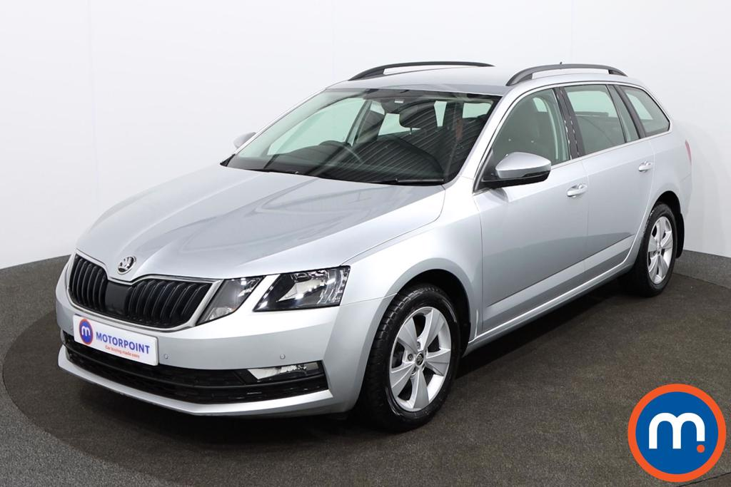 Skoda Octavia SE Technology - Stock Number 1143709 Passenger side front corner