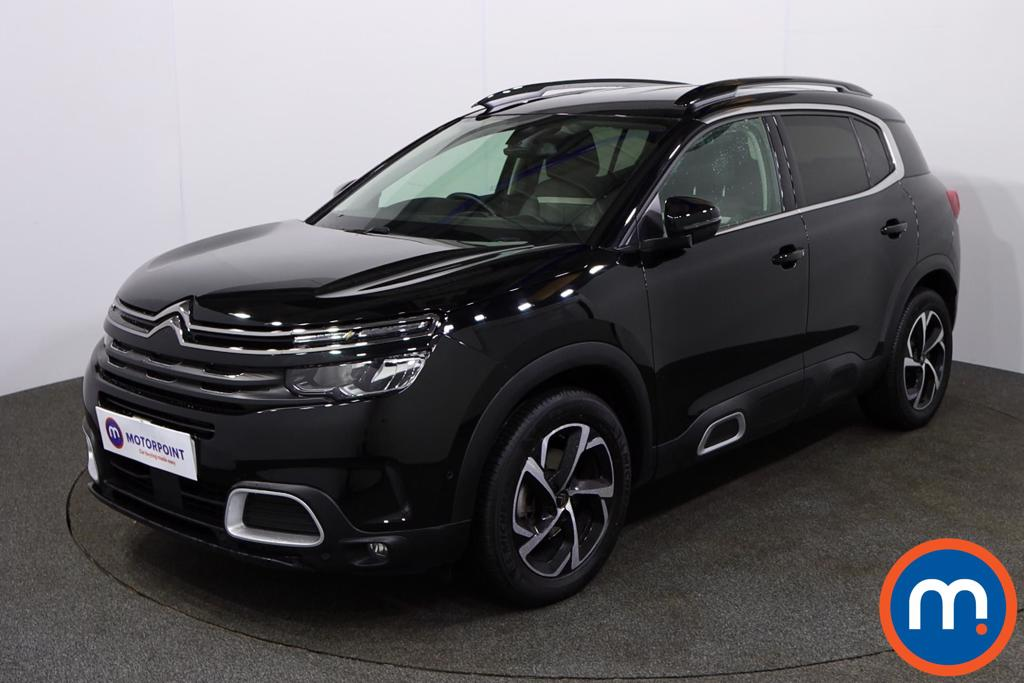 Citroen C5 Aircross 1.6 PureTech 180 Flair 5dr EAT8 - Stock Number 1143879 Passenger side front corner