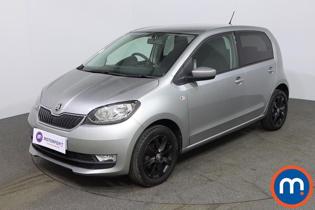 Skoda Citigo 1.0 MPI Colour Edition 5dr - Stock Number 1144275 Passenger side front corner