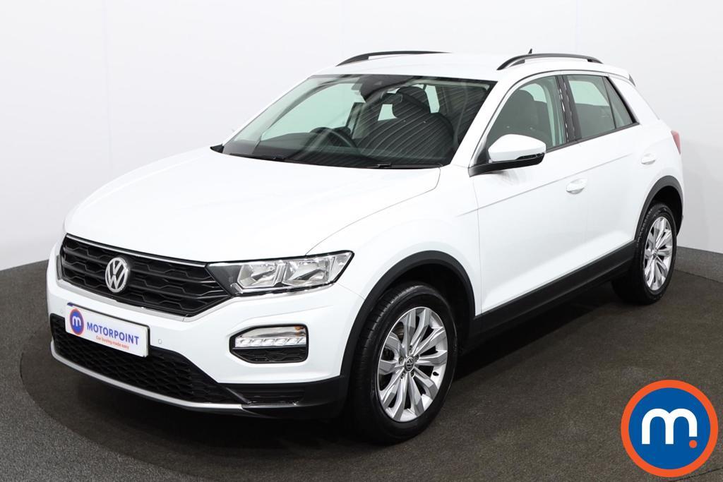 Volkswagen T-Roc SE - Stock Number 1144286 Passenger side front corner