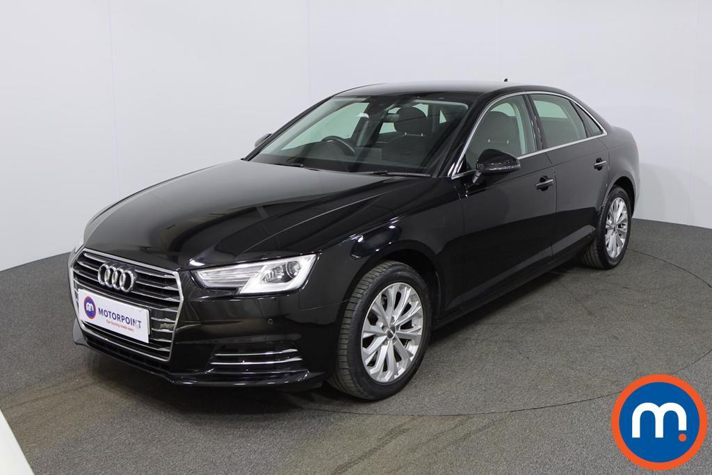Audi A4 SE - Stock Number 1144319 Passenger side front corner