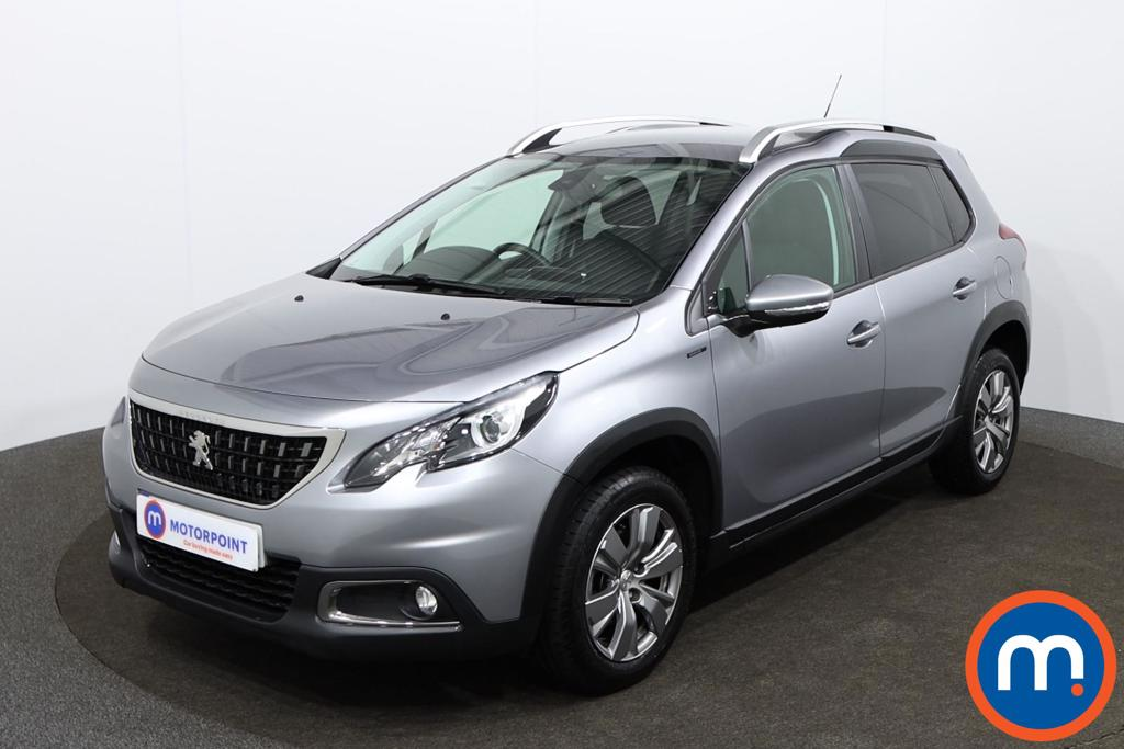 Peugeot 2008 Signature - Stock Number 1144577 Passenger side front corner