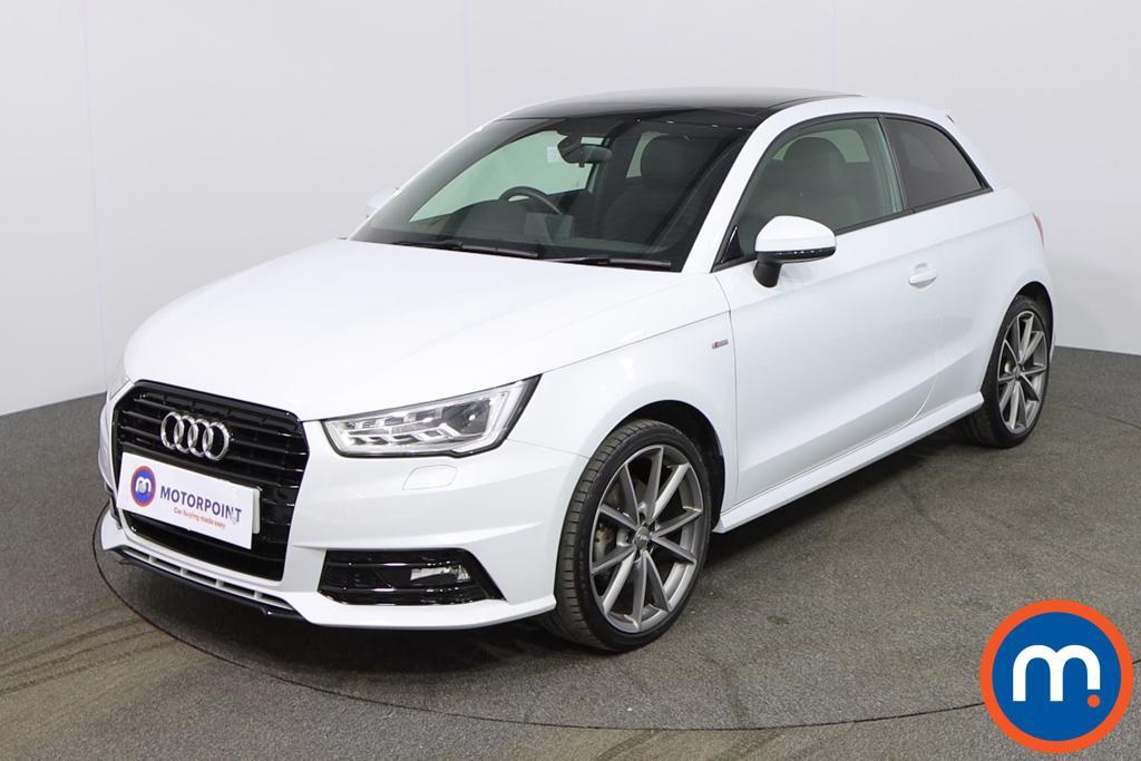 Audi A1 Black Edition Nav - Stock Number 1144937 Passenger side front corner