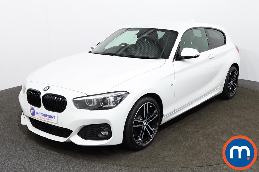 BMW 1 Series M Sport Shadow Edition - Stock Number 1145081 Passenger side front corner