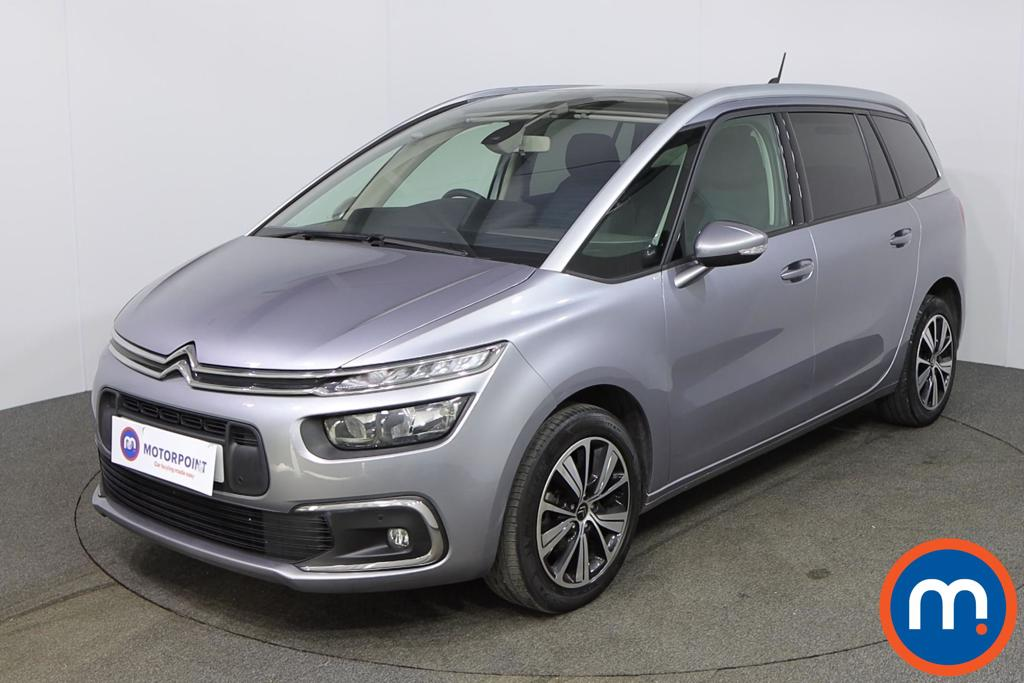 Citroen Grand C4 Spacetourer 1.2 PureTech 130 Feel 5dr - Stock Number 1145467 Passenger side front corner