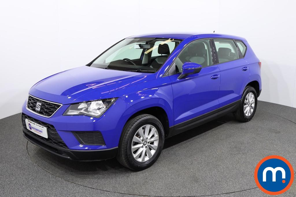 Seat Ateca 1.0 TSI Ecomotive S 5dr - Stock Number 1146771 Passenger side front corner