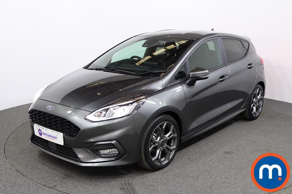 Ford Fiesta ST-Line Edition - Stock Number 1131458 Passenger side front corner