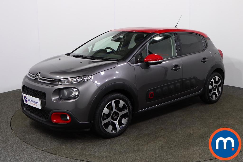 Citroen C3 Flair Nav Edition - Stock Number 1132650 Passenger side front corner