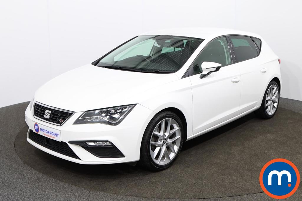 Seat Leon 1.4 TSI 125 FR Technology 5dr - Stock Number 1137457 Passenger side front corner