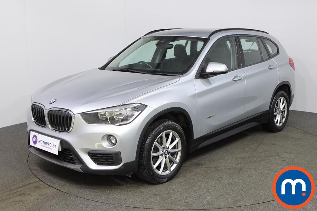 BMW X1 SE - Stock Number 1141346 Passenger side front corner