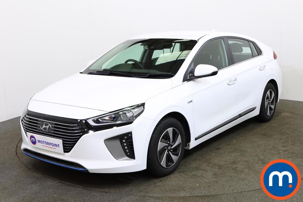 Hyundai Ioniq 1.6 GDi Hybrid Premium 5dr DCT - Stock Number 1141427 Passenger side front corner