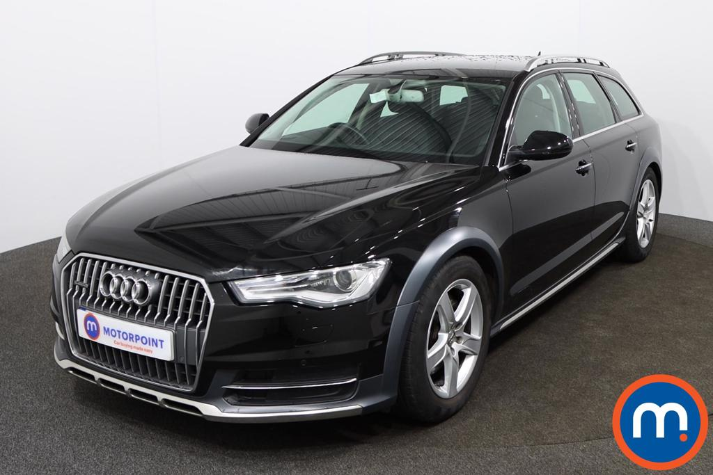 Audi A6 Allroad 3.0 TDI 272 Quattro 5dr S Tronic - Stock Number 1142089 Passenger side front corner