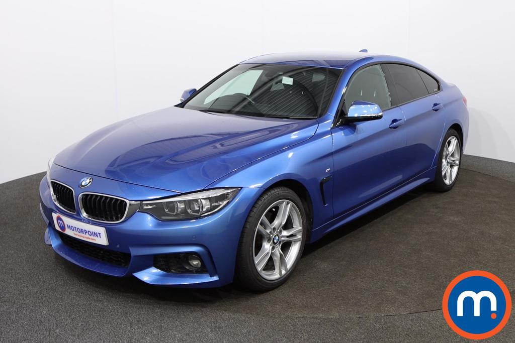 BMW 4 Series M Sport - Stock Number 1142396 Passenger side front corner