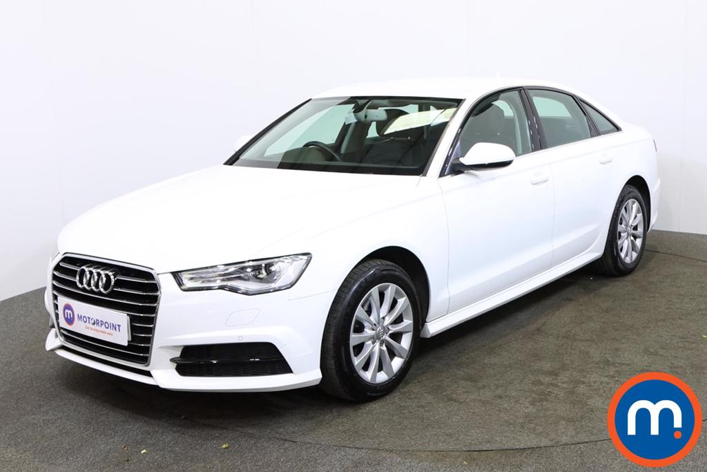 Audi A6 2.0 TDI Ultra SE Executive 4dr S Tronic - Stock Number 1142465 Passenger side front corner