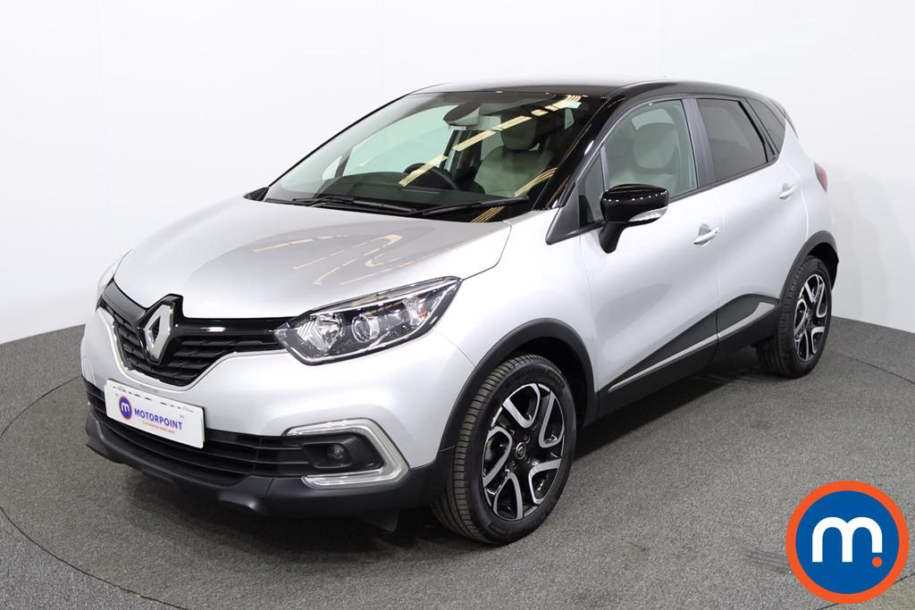 Renault Captur Iconic - Stock Number 1142903 Passenger side front corner