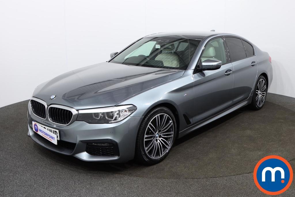 BMW 5 Series M Sport - Stock Number 1145281 Passenger side front corner