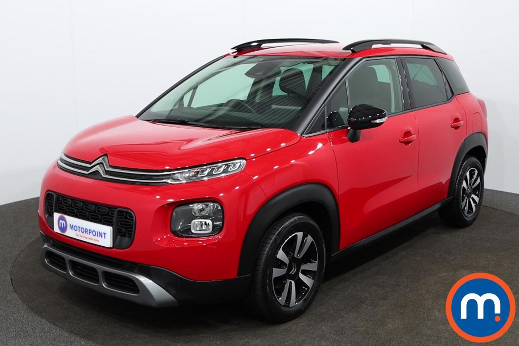 Citroen C3 Aircross 1.5 BlueHDi Feel 5dr [6 speed] - Stock Number 1146074 Passenger side front corner