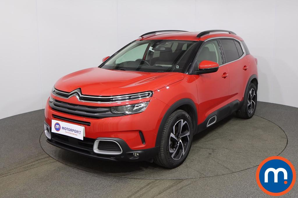 Citroen C5 Aircross Flair - Stock Number 1146083 Passenger side front corner