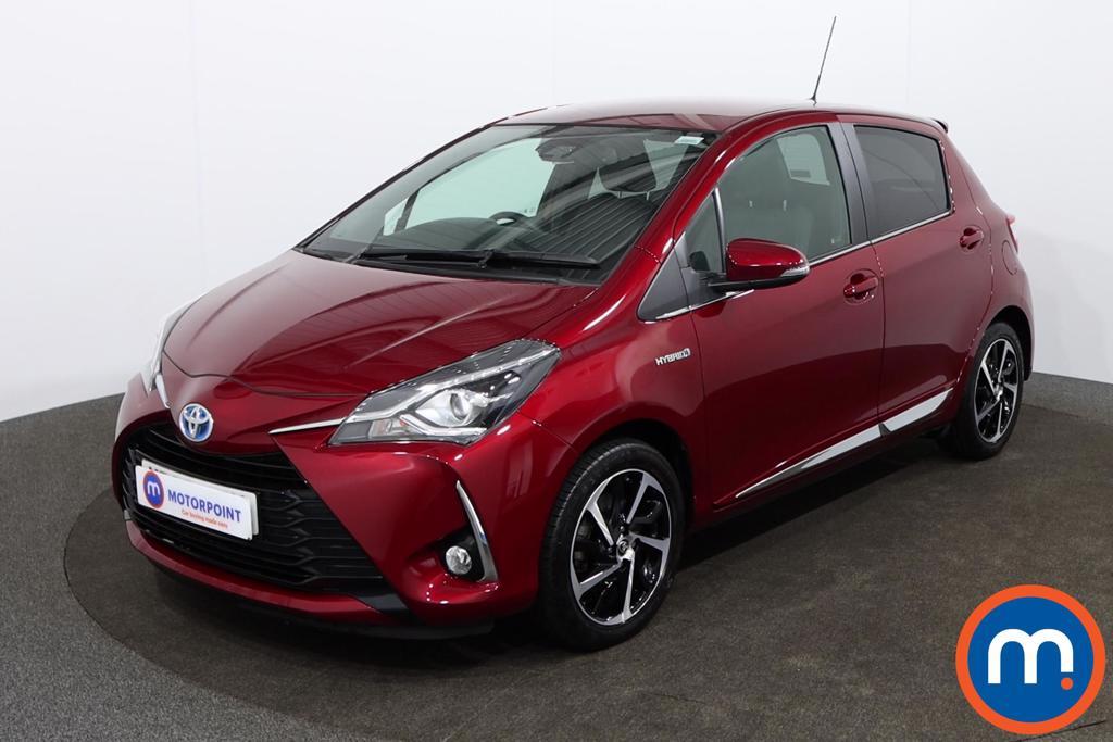 Toyota Yaris Excel - Stock Number 1146117 Passenger side front corner
