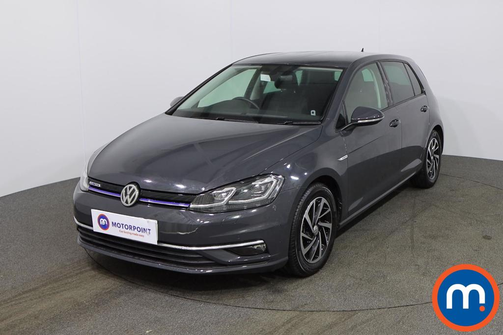 Volkswagen Golf Match Edition - Stock Number 1144209 Passenger side front corner